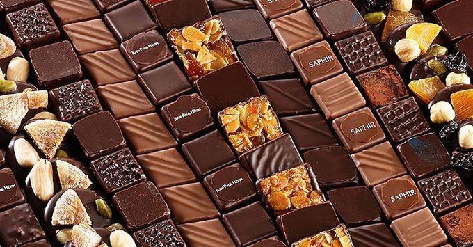 ジャンポール エヴァン チョコレート バー