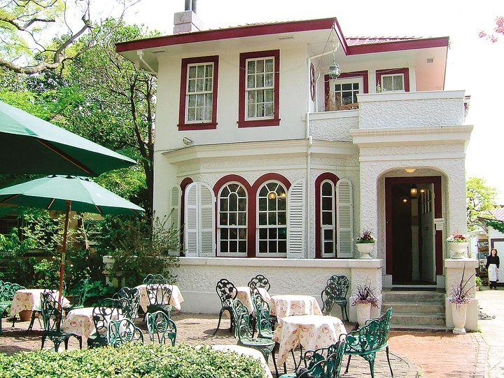 1927年に建てられた歴史ある洋館です。