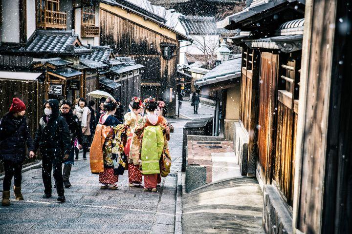 京都の下町
