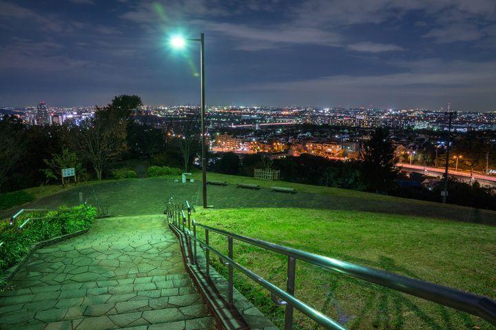 """耳すまの""""秘密の場所""""はここ!「桜ヶ丘公園」は東京No.1ロマンチックスポット"""
