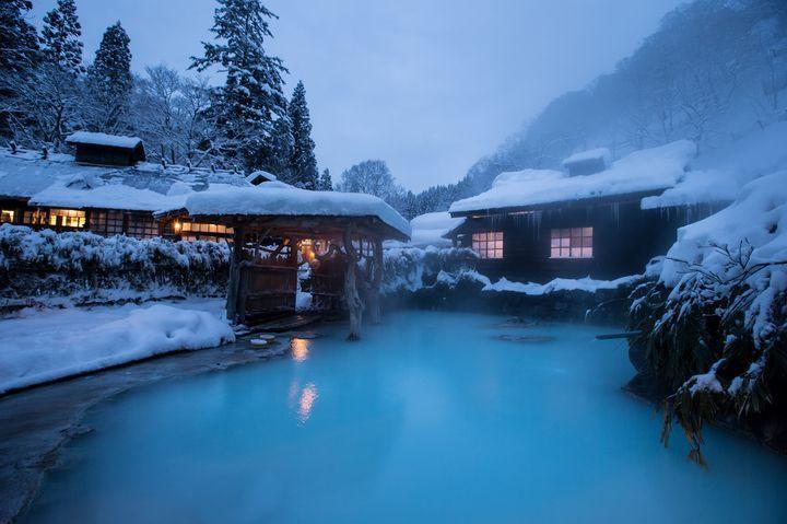浸かるだけでお肌ツルツル!日本全国「美肌の湯」ランキングBEST10
