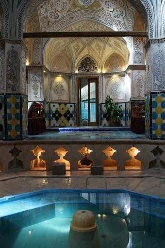 トルコ式お風呂。