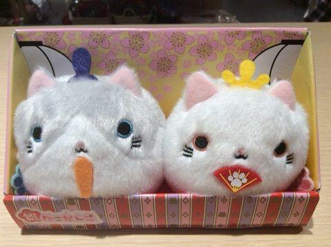 雛(ひにゃ)ねこだんご  ¥1500+税