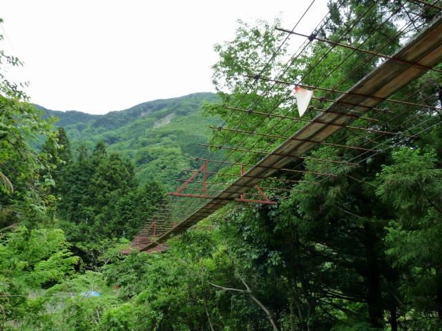 藤代の吊橋
