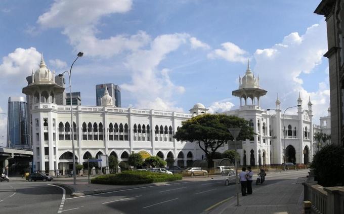 6abfba973cf6 クアラルンプール駅(マレーシア)