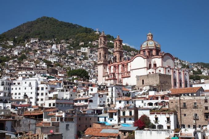 メキシコシティは渋滞の名所として知られている