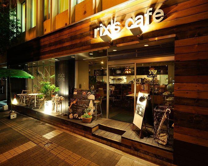 リックスカフェ (rix's cafe) : 厳選!千葉駅・千葉中央駅周辺 ...
