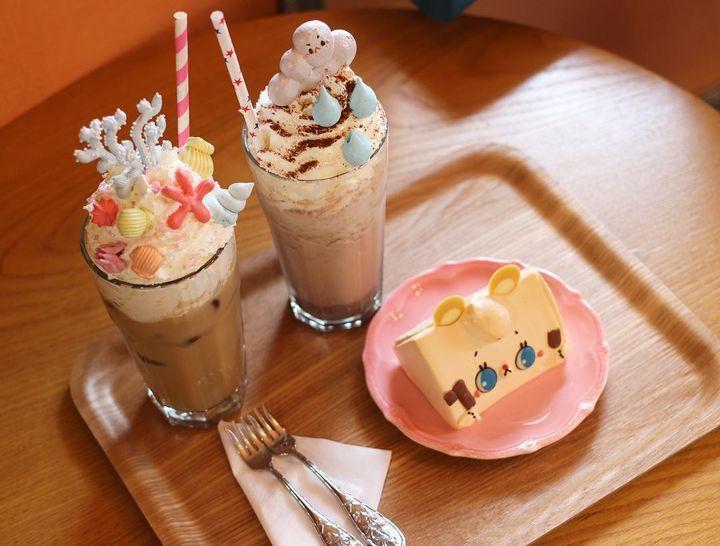 可愛さに悶絶!韓国の可愛すぎるカフェ「All that SWEETS」の魅力
