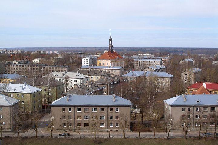 エストニアまで行ったら立ち寄り...