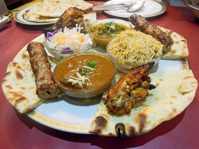 池袋でパキスタン料理といえばココ!