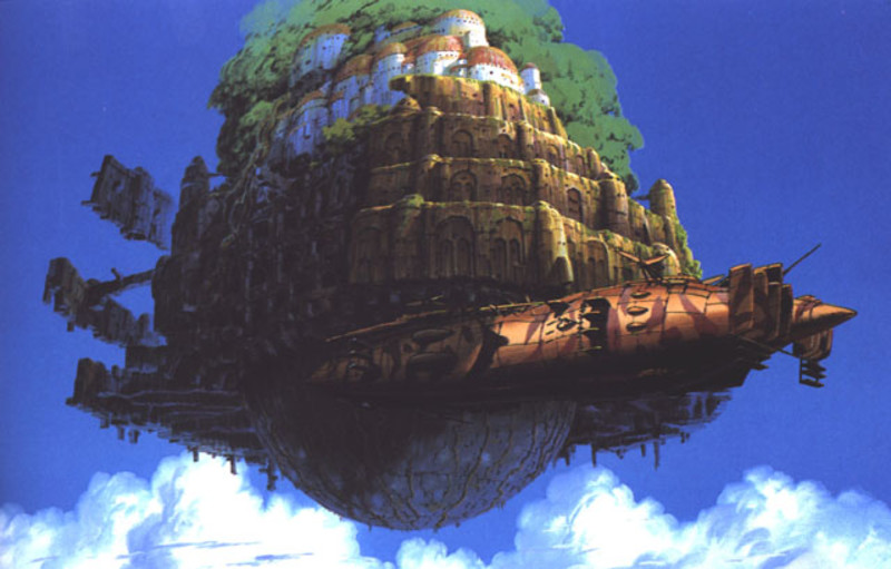 """天空の城ラピュタのモデルとなった遺跡""""ベンメリア遺跡""""が神秘的だった! 1枚目の画像"""